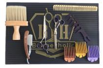 Tapete Antiderrapante Barbeiro Bancada Salão E Barbearia - Umi