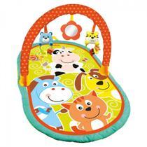 Tapete Atividades Baby Estampa de Animais, Buba  Buba Toys -