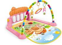 Tapete Atividades Infantil Com Arco e Piano Musical Girl - Color Baby
