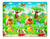 Tapete Atividades Infantil Proteção Térmica 1,2x1,8m C/ Sacola - Tapete Toys