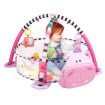 Tapete Atividades Piscina De Bolinhas 3 Em 1 Baby Style -
