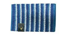 Tapete Banheiro 80 x 50cm Living Art DES2/A Azul Mantra Fatex -