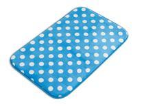 Tapete Banheiro Soft 40x60 Cm Com Memória - Microfibra - Loani