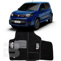 Tapete Carpete Tevic Fiat Uno Sporting 2011 12 13 -
