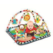 Tapete Centro De Atividades Para Bebês - Zoop Toys ZP00179 -