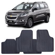 Tapete Chevrolet Spin 2012 a 2021 Automotivo PVC Antiderrapante Jogo - Reese