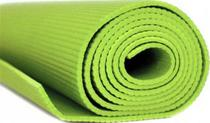 Tapete Colchonete de Yoga em EVA Simples Verde LiveUp LS3231G -