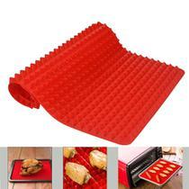 Tapete Culinário Em Silicone Antiaderente Bpa Free 41x29 Forno Freezer Microondas - Unyhome -