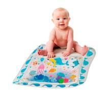 Tapete De Água Inflável Atividades Almofada Infantil Bebê - Buba