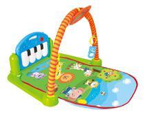 Tapete De Atividades Ginásio Pianinho - Buba Toys -