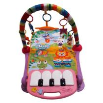 Tapete de Atividades Infantil Happy Girl Color Baby
