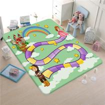 Tapete de Atividades Infantil Prince and Princess - Love decor