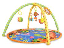 Tapete de atividades infantil Tigre 2 em 1 Baby Style -