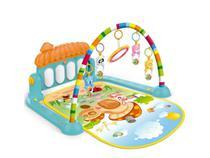 Tapete De Atividades Interativo Bebê Piano Musical Mobile - Importway Kids