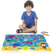 Tapete de Atividades - Tapete para Pintar Coré - Toyster -