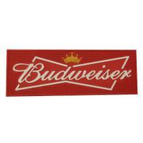 Tapete de bar Decoração Budweiser -