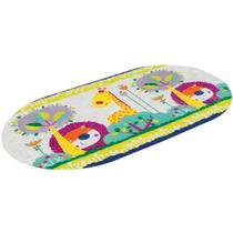 Tapete De Box Antiderrapante Para Banho Infantil Safari Buba -