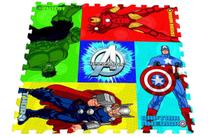 Tapete Eva DTC Avengers - Marvel - Vingadores Animated