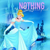 Tapete Eva DTC Cinderela - Disney Princesas -