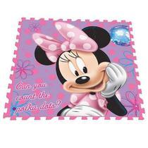 Tapete Eva Minnie Disney 3850 Dtc -
