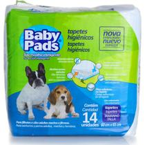 Tapete Higiênico Baby Pads Petix -