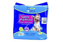 Tapete Higiênico Cães Cachorro Com Gel Absorvente 7 Unidades - WESTERN