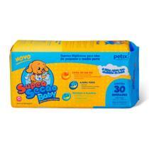 Tapete Higiênico Cães Super Secão 30 Unidades - Petix