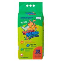 Tapete Higiênico Cães Super Secão Citrus Petix C/30 Unidades -