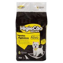 Tapete Higiênico Carvão e Bambú Higiecão - Higiecao
