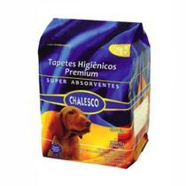 Tapete Higiênico Chalesco Para Cães Com 50 Unidades -