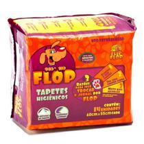 Tapete Higiênico Flop para Cães de todas as raças e idades 60 x 55 cm - Petix (14 unidades) - Flop - Petix