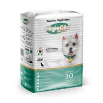 Tapete Higiênico HigieCão 60x80 para Cães - 30 Unidades -