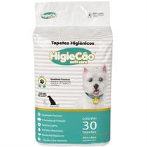 Tapete Higiênico Higiecão Soft Care 30 Unidades - Higiecao