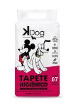 Tapete Higiênico K-Dog Disney 7 unidades - K.Dog