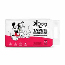 Tapete Higiênico K-Dog Disney para Cães - 30 unidades -