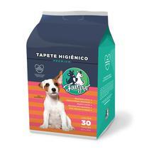 Tapete Higiênico Para Cães C/ 30 Unidades 80x60cm - Premium - HORIZONTE