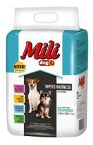 Tapete Higiênico Para Cães Mili Dog 60x60cm - pacote com 30 unidades - Agro Aves
