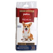 Tapete Higiênico Super Premium - Petix - 30 Unidades -