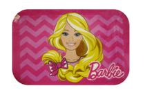 Tapete Infantil 0,80x1,20 Barbie Pop Jolitex Ternille