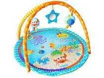 Tapete Infantil Baby Atividades Fundo do Mar - Buba