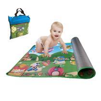 Tapete Infantil Bebê Criança Atividades Térmico 0,9 X 1,20m Portátil - Homebrink