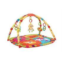 Tapete Infantil Colorido Musical Com Luzes Macaco Weeler -