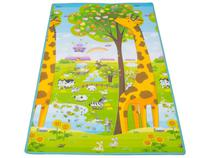 Tapete Infantil Girafa ABC Dupla Face Ibimboo 1,80x1,20cm