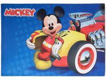 Tapete Infantil Mickey Retangular Joy Disney  - Piloto 70x100cm Jolitex -