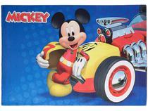 Tapete Infantil Mickey Retangular Joy Disney  - Piloto 70x100cm Jolitex