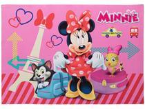 Tapete Infantil Minnie Retangular Joy Disney Paris - 70x100cm Jolitex