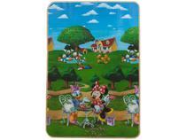 Tapete Infantil Princesas para Quarto Retangular - Recreio Disney Trip 120x180cm Jolitex