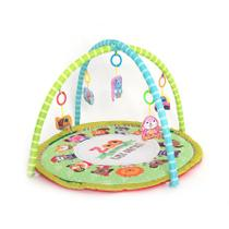 Tapete Infantil Zoo Baby Divertido Dican