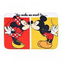 tapete mickey kiss 58x38 - Disney