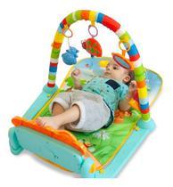 Tapete Musical com Pianinho - Verde - Baby Style -